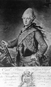 Geschichte RSR: Carl von Hessen
